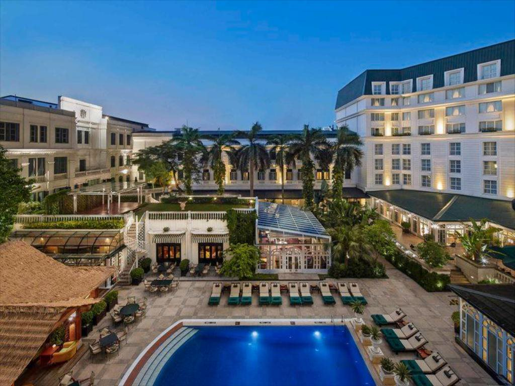 SOFITEL LEGEND METROPOLE HANOI 10 Antiquated Hotels That Have Not Lost Their Glory