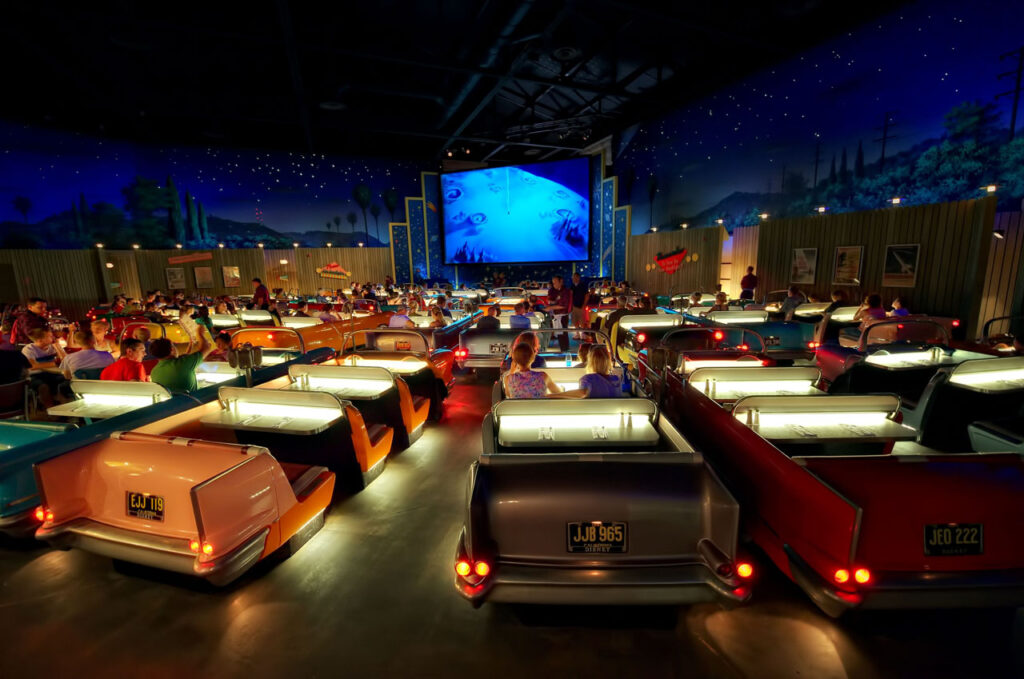 Sci Fi Dine In Theater Florida USA 10 Most Amazing Restaurants In The World