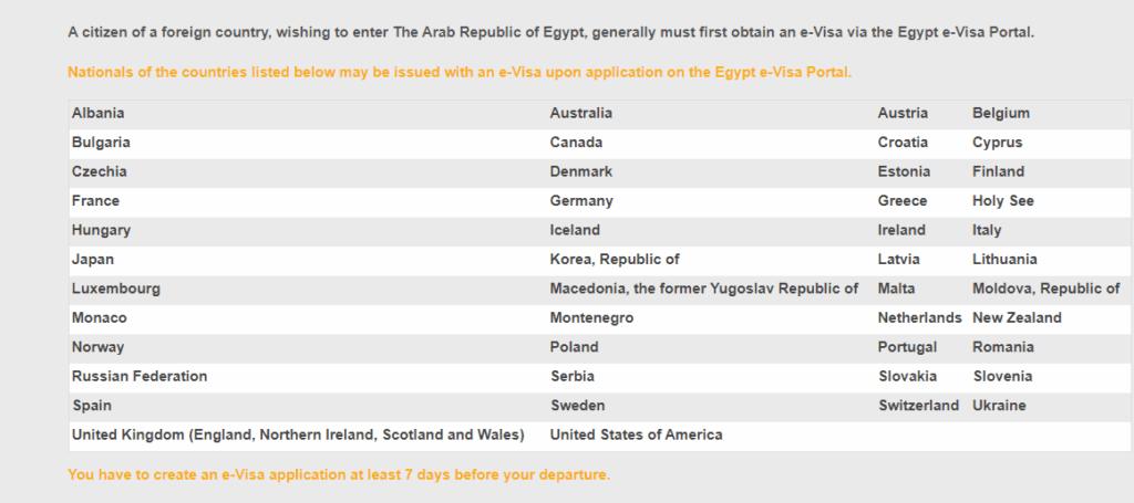Screenshot 50 A Comprehensive Guide To Egypt Visa Applications