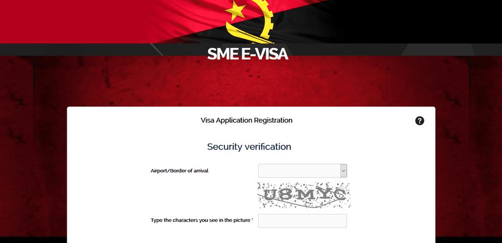 Screenshot 2021 01 13 SME E VISA1 A Complete Guide To Angola Visa Application