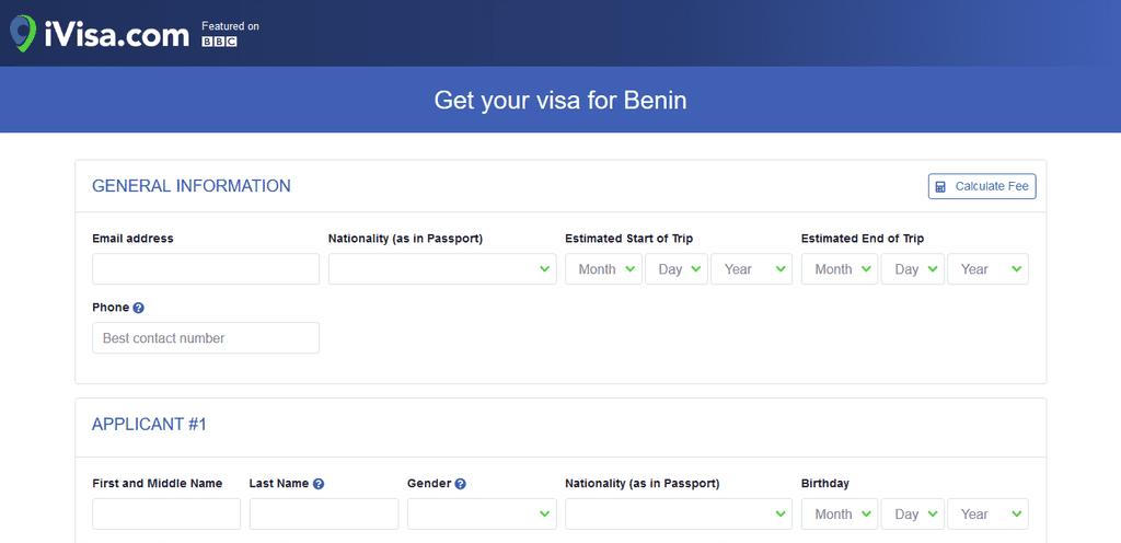 Screenshot 2021 01 14 Get your visa for Benin 2 An Extensive Guide To Benin Republic Visa Applications