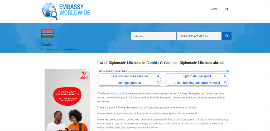 Screenshot 2021 01 15 Gambia Embassies and Consulates Worldwide A Complete Guide for Gambia Visa Application