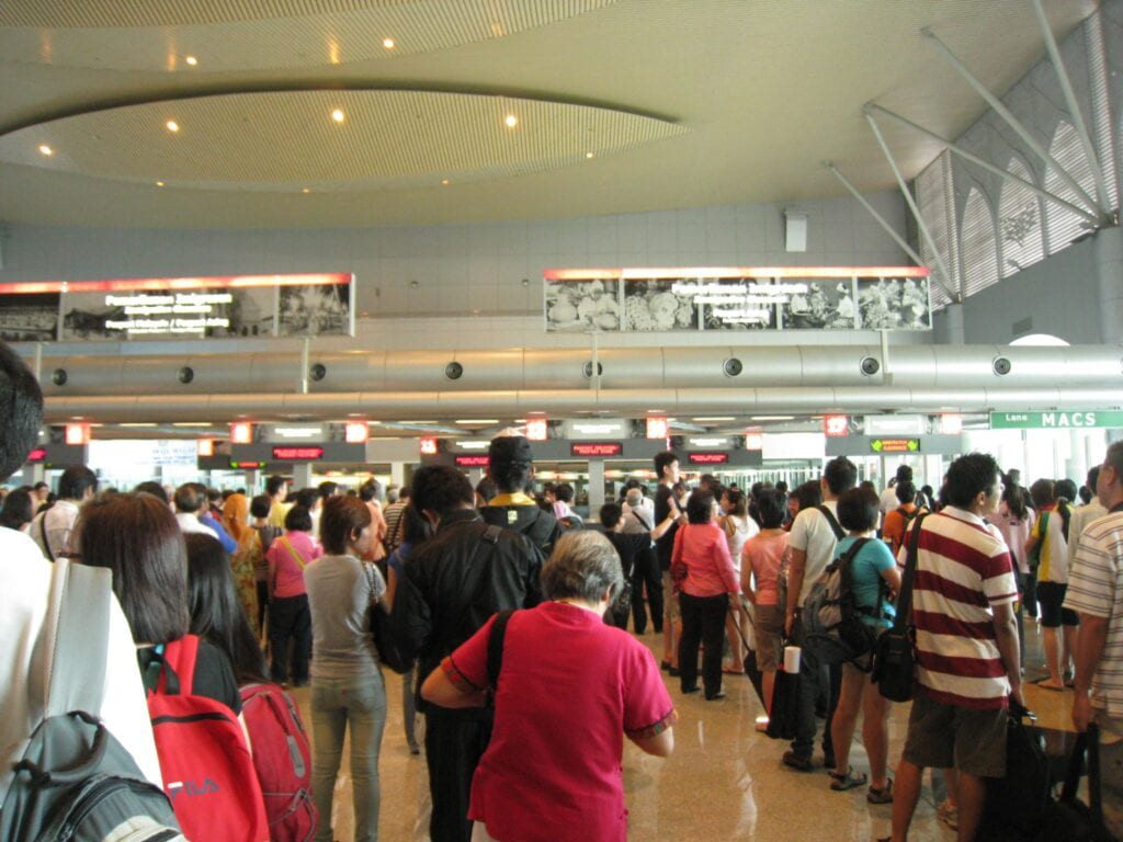 Singapore airport 1024x768 1 The Perfect Singapore Visa Application Guide