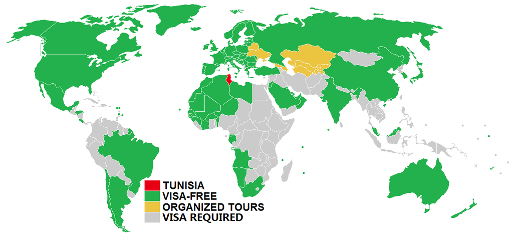 Visa policy of Tunisia Complete Guide To Turkey Visa Application