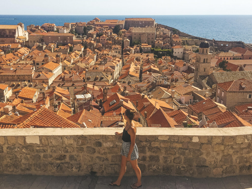 ancient city walls dubrovnik croatia 16 Beautiful And Captivating Sites In Europe You Have To Visit
