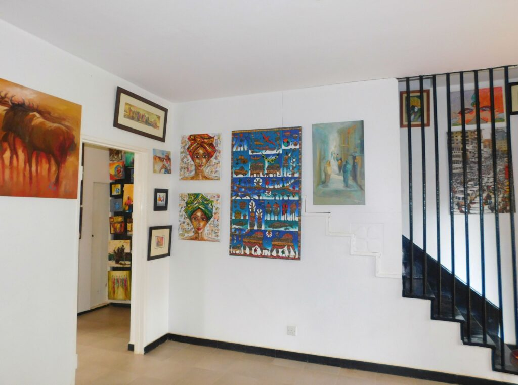 asante art gallery 2 15 Great Black History Sites To Visit In Your Lifetime