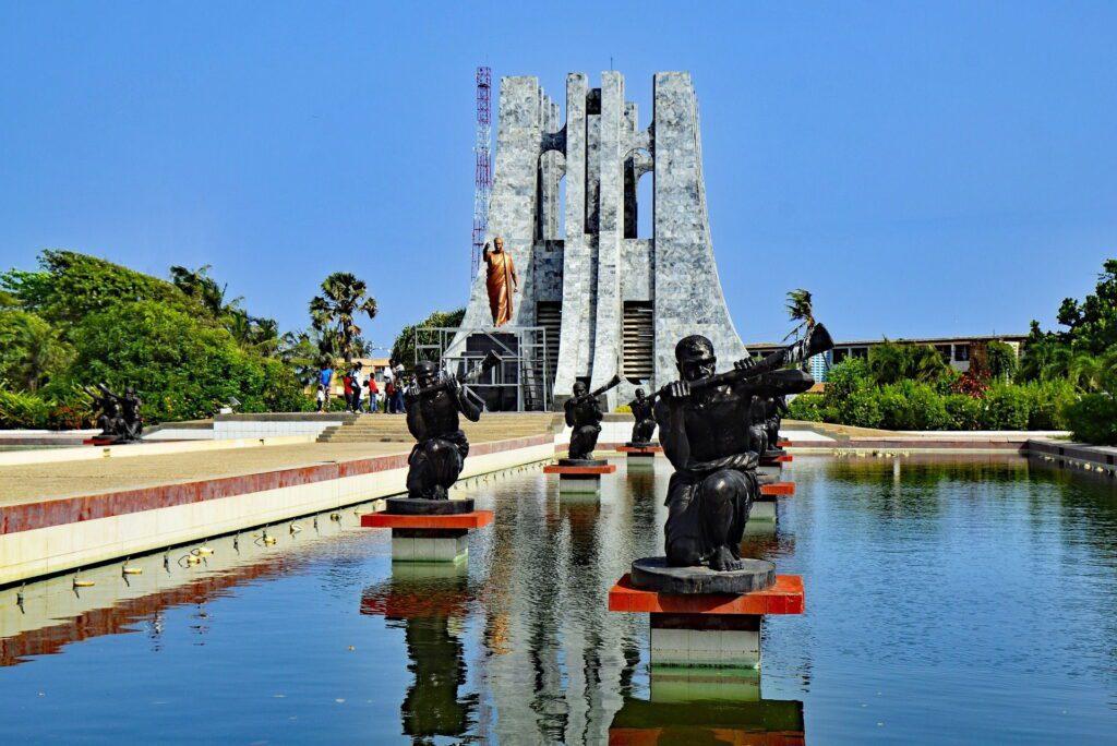 b302 p1382 kwame nkrumah memorial park kwame nkrumah monument 15 Great Black History Sites To Visit In Your Lifetime