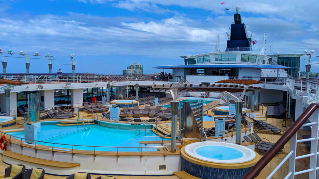 celebritysummit2 Cruise Lines Extend Suspension Of Operation