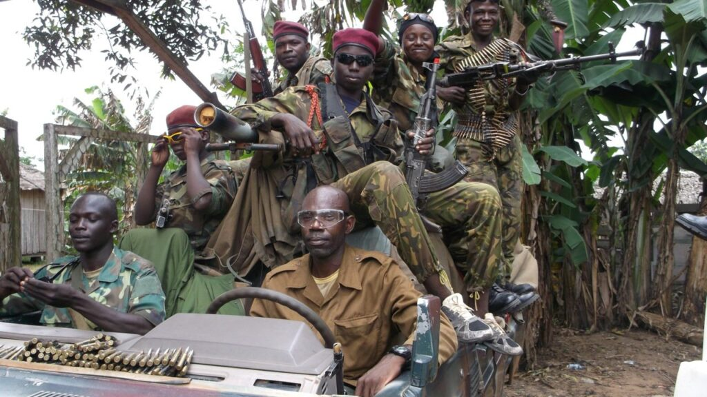 central africa 17 Most Unsafe Countries In The World For Travel