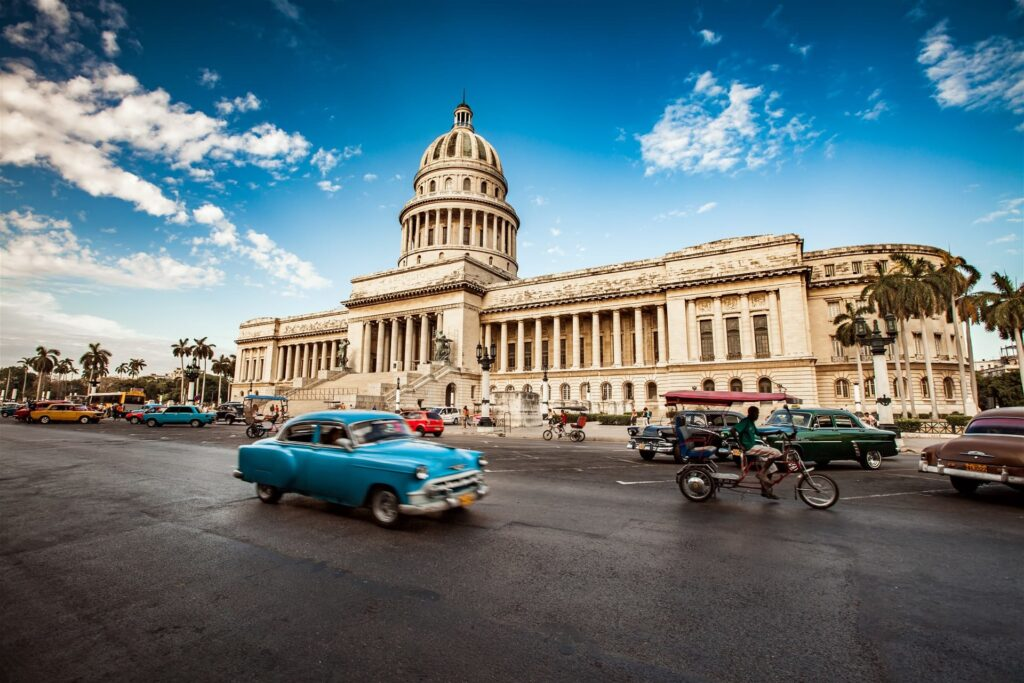 cuba 7 Great International Tourist Destinations You Can Travel To Right Now.