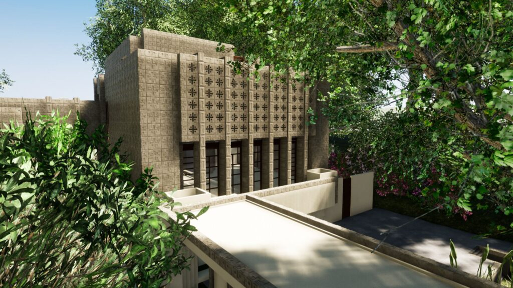 dan marriott image 15 000 10 Beautiful Houses Designed By Frank Lloyd Wright You Must See