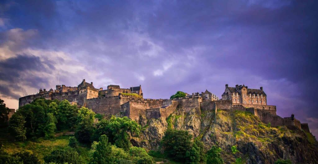 edinburgh castle 10 Scariest Places To Visit. No. 4 Will Make You Want To kill Yourself.
