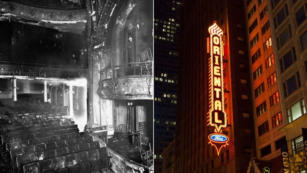 ford center oriental theater 8 10 Scariest Places To Visit. No. 4 Will Make You Want To kill Yourself.