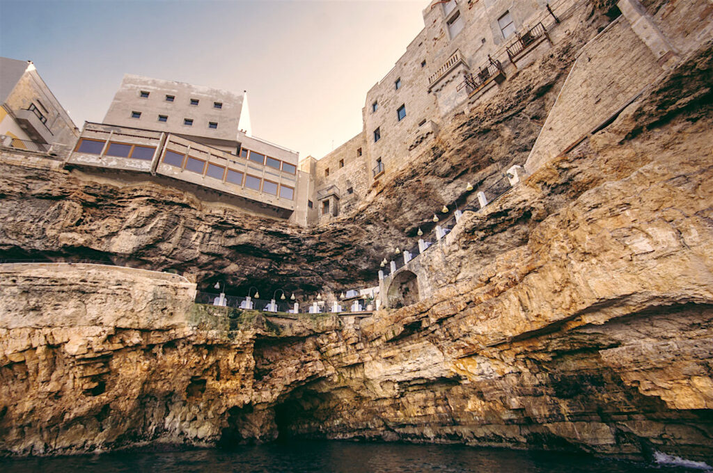 grotta palazzese 10 Most Amazing Restaurants In The World