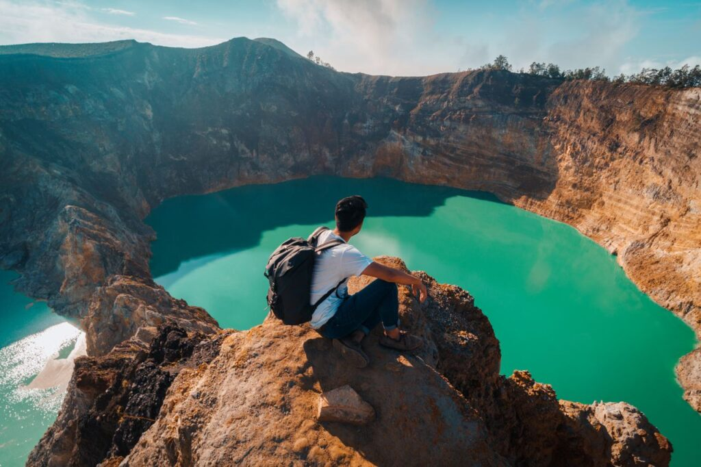 how get to kelimutu lakes flores indonesia image 9 10 Countries With The Most Captivating Natural Attractions On Earth