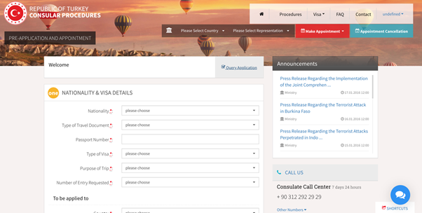 image Complete Guide To Turkey Visa Application