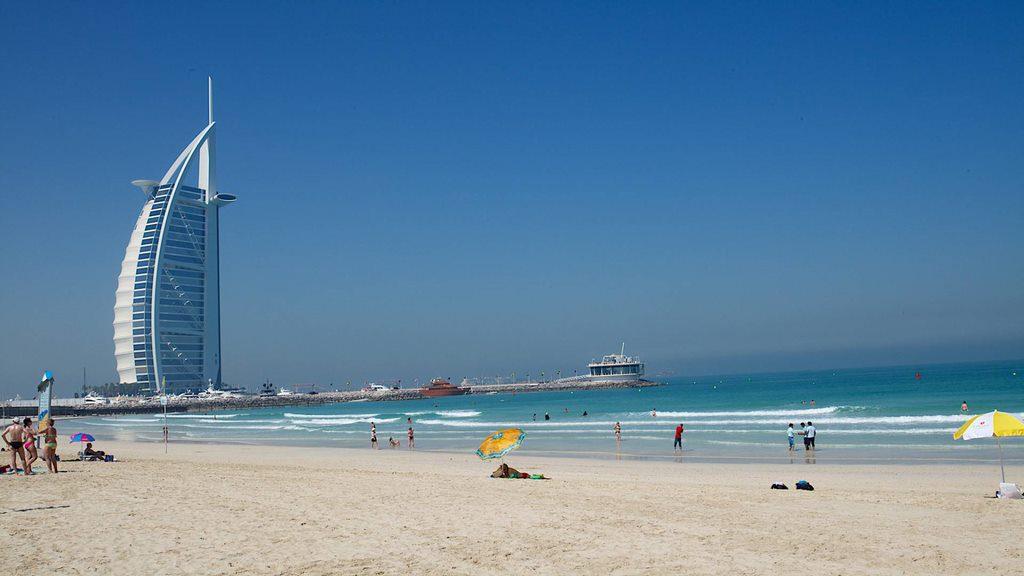 jumeirah beach 10 Places To Visit In Dubai