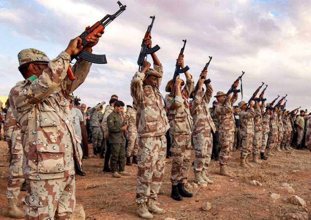 libya lna haftar soldiers afp 1 17 Most Unsafe Countries In The World For Travel