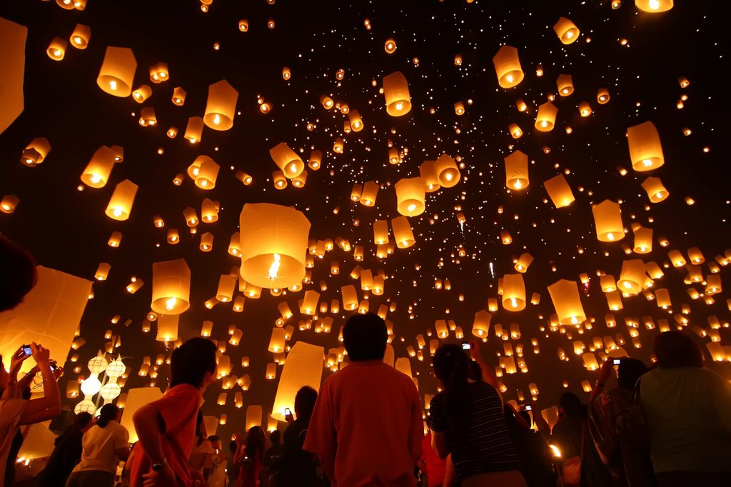 light 1 All You Need To Know About The Thai Lantern Festival