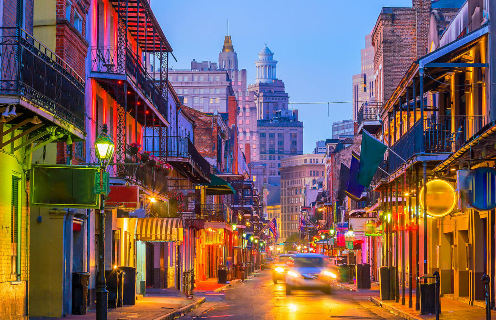new orleans 10 Best Exotic Couples Getaway Locations For You
