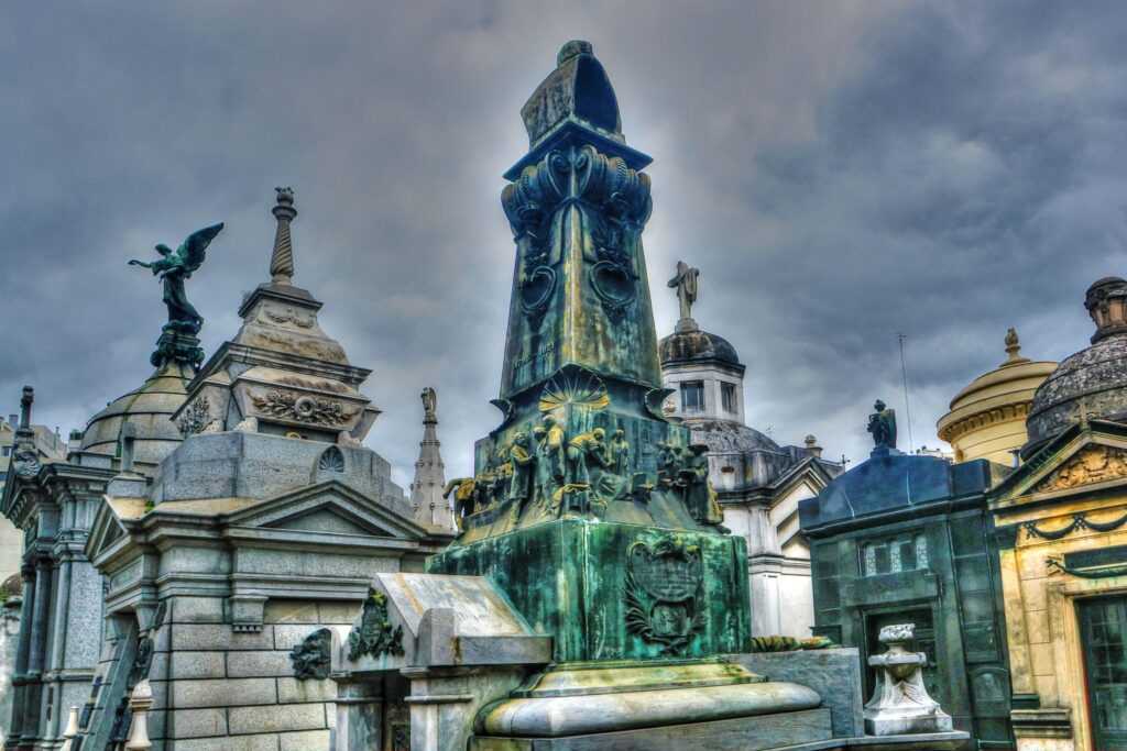 recoleta cemetery buenos aires argentina argentina l 10 Scariest Places To Visit. No. 4 Will Make You Want To kill Yourself.