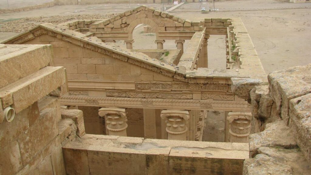 sn ISIS2 6 Countries With The Most Captivating Heritage sites In The Middle East