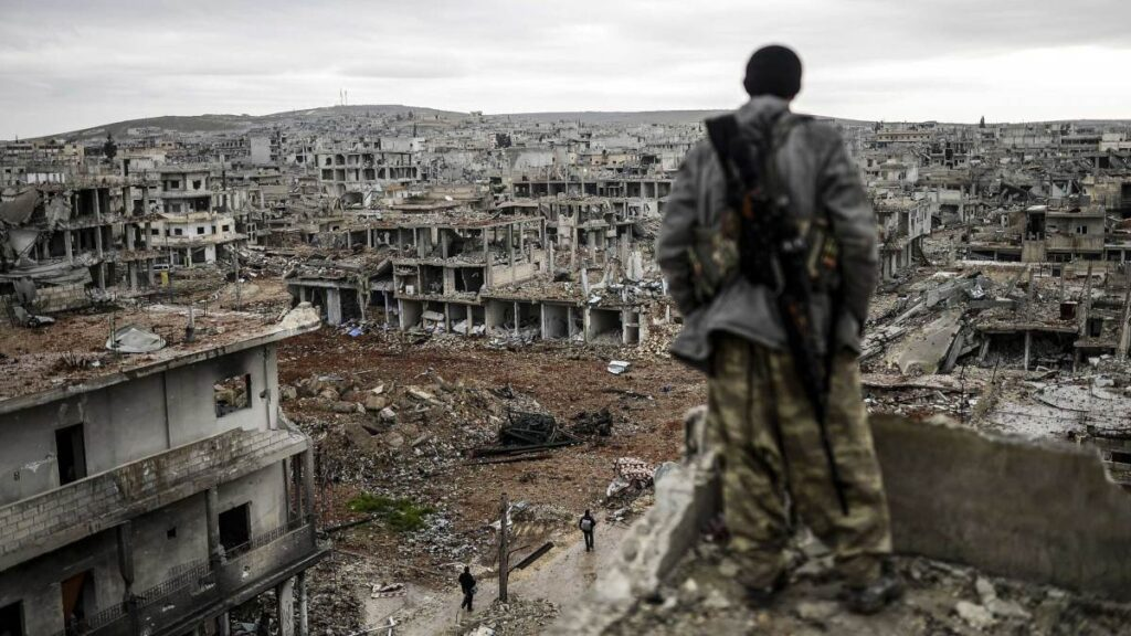 syria civil war getty 462518530 17 Most Unsafe Countries In The World For Travel