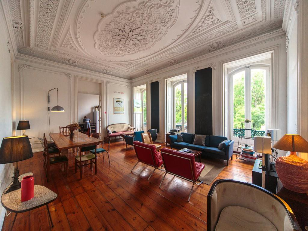 the independente hostel and suites 0 How To Spend Your Weekend In Lisbon
