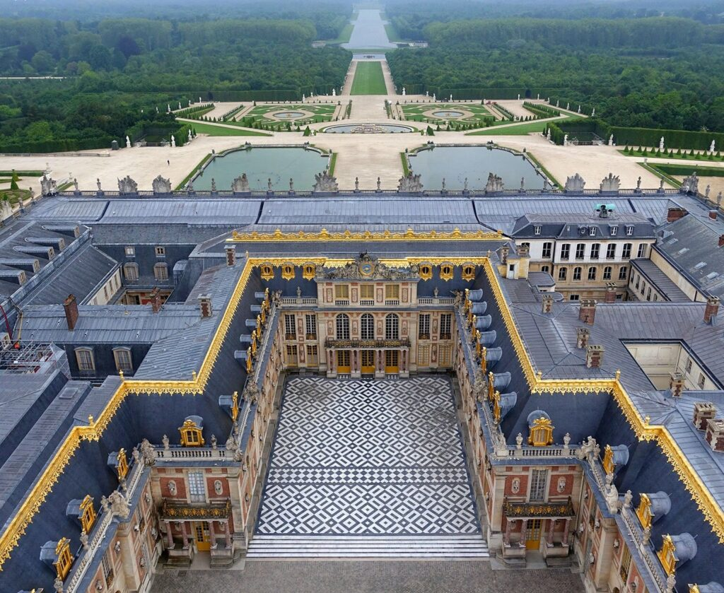 versailes Iconic Buildings, The Top 24 Most Beautiful Structures Around The World