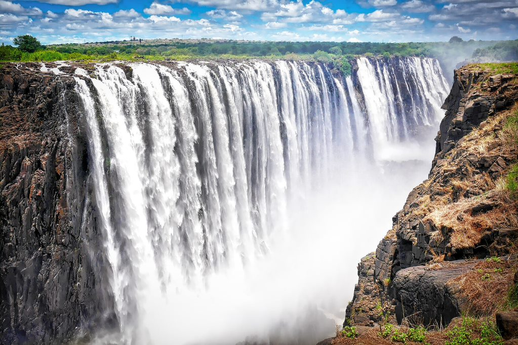 victoria falls 15 Reasons Why Zambia Is A Perfect African Vacation Spot
