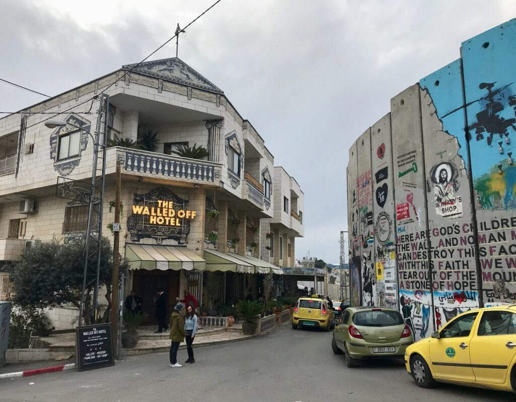 walled off banksy hotel bethlehem 815a2a3fa687 25 Of The Best Tourist Attractions In The Middle East