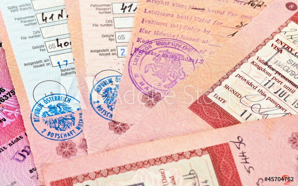 work vissa International Travel Documents: 3 Important Things to Know