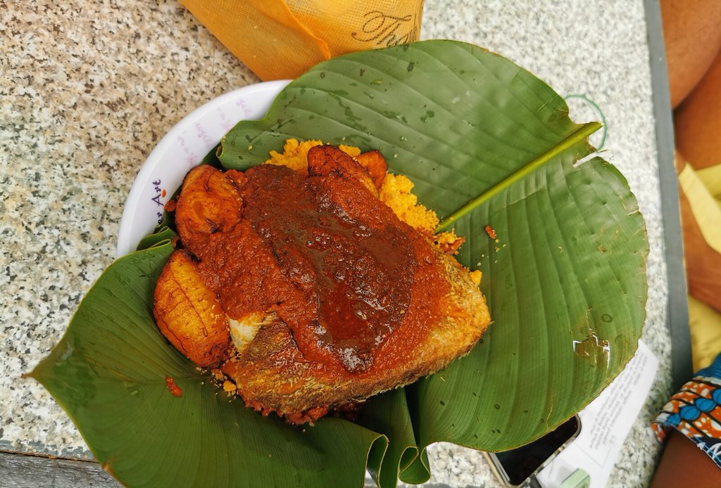 y4m2B gWjdNS Ten Delectable Ghana Dishes You Must Try Out