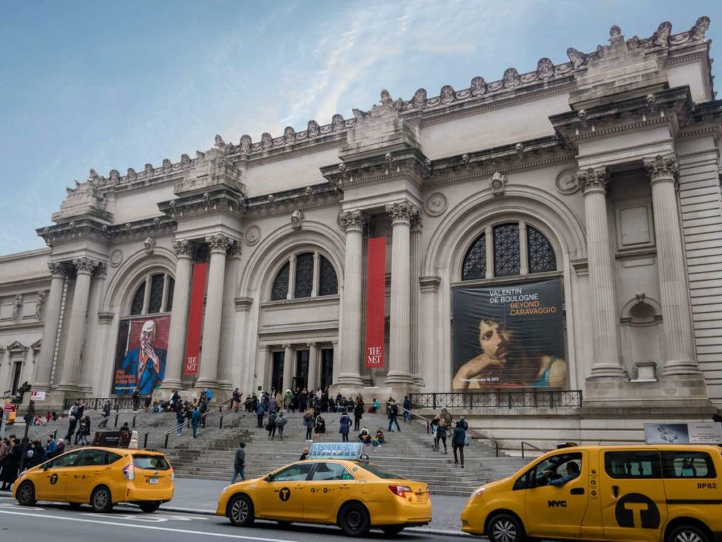 The met 13 Incredible Virtual Museums Online in 2021 And How to Earn from Them