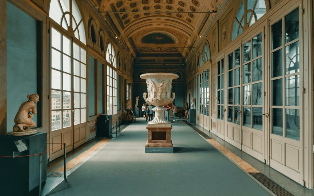 virtual museums online