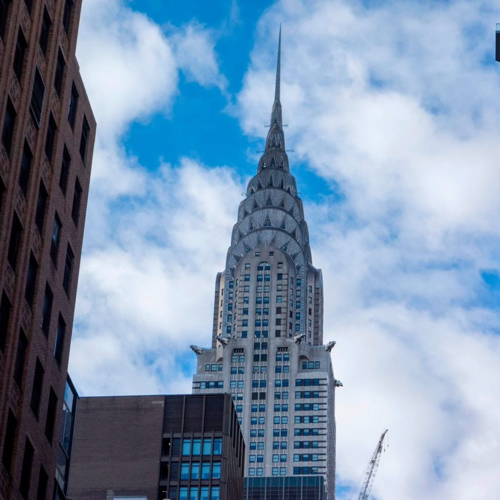 iconic buildings in America