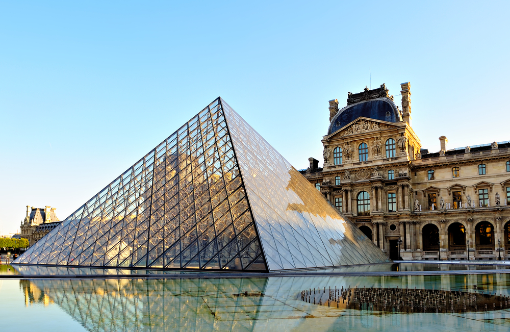 paris louvre museum 13 Incredible Virtual Museums Online in 2021 And How to Earn from Them