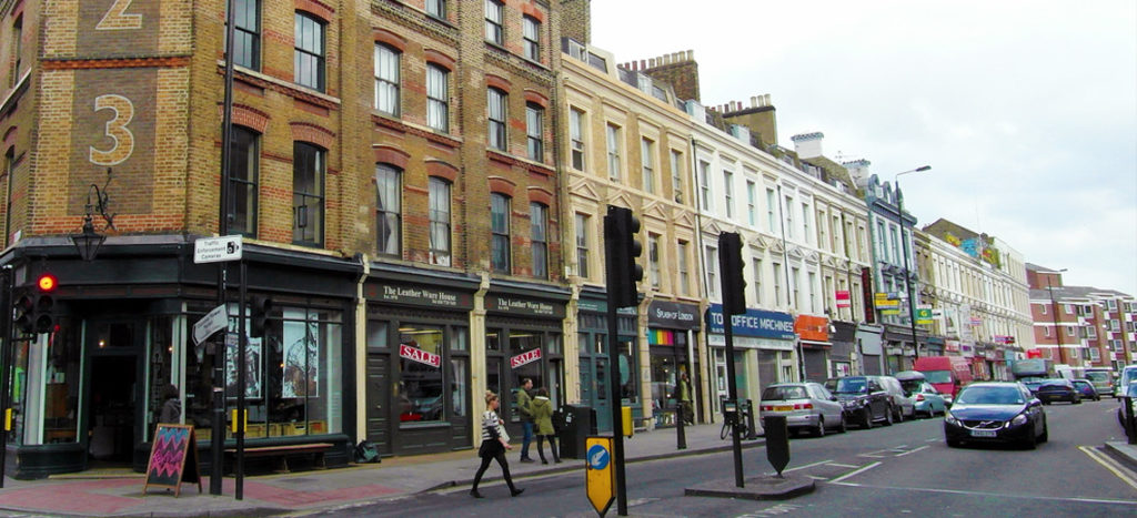 worst places to live in London