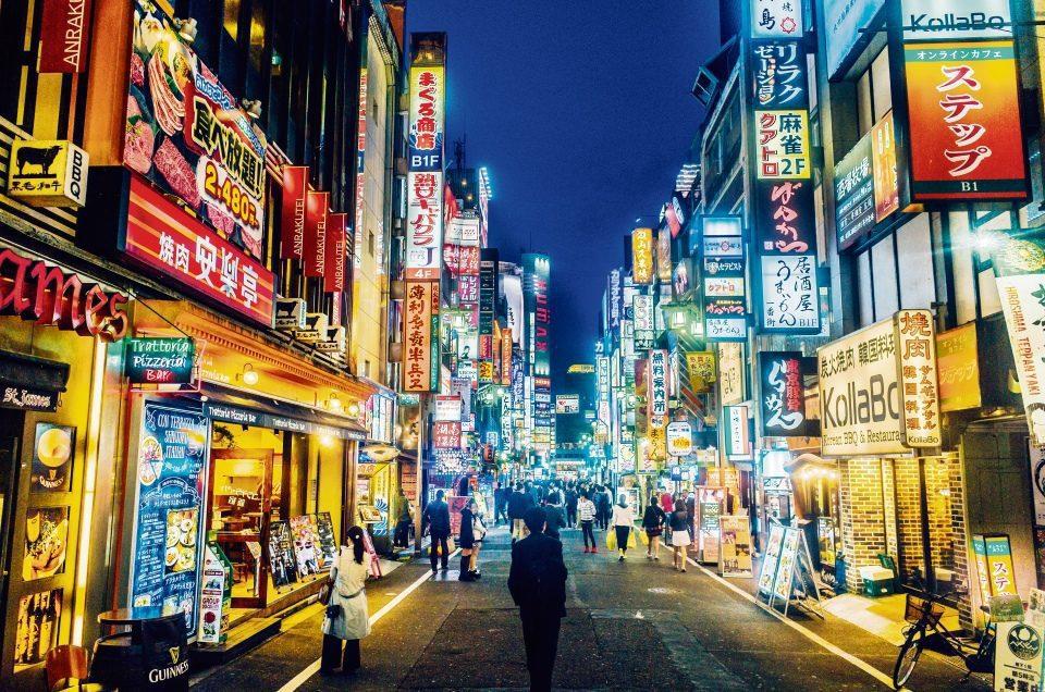 visit to japan