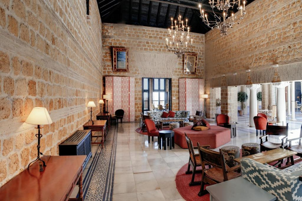 historic hotels in Spain