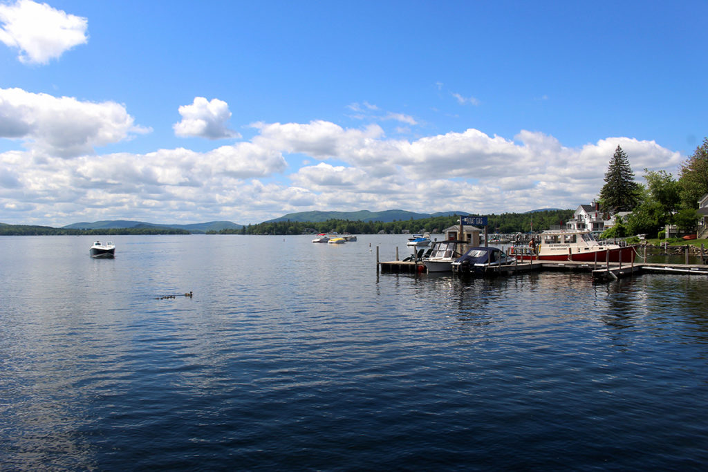 10 best lake towns in north america