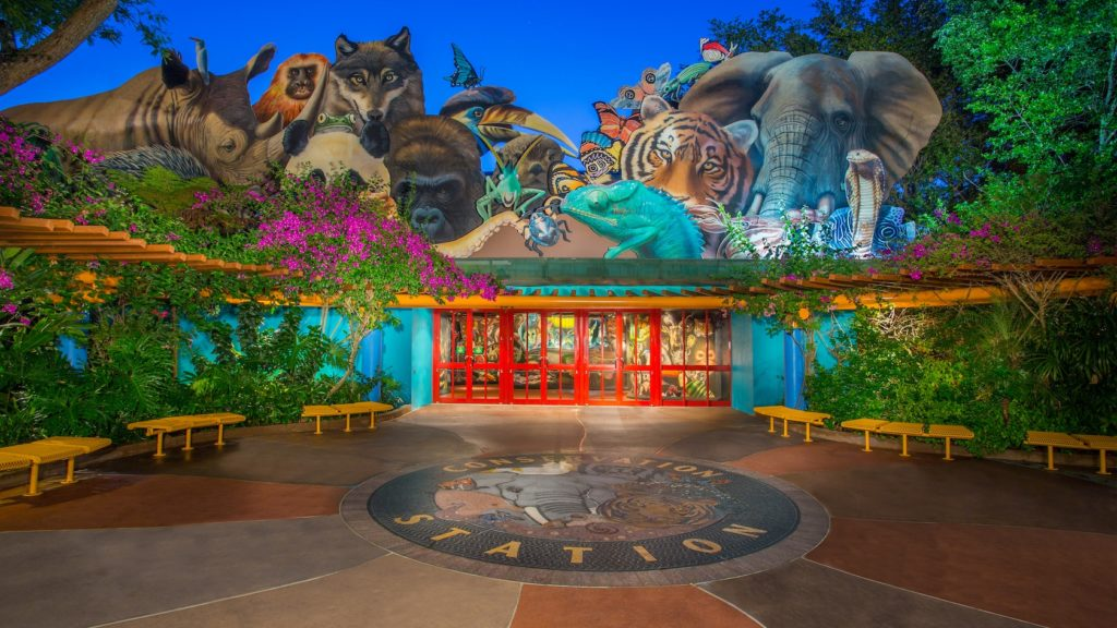 top 5 theme parks in America