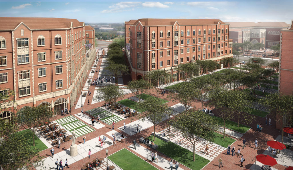 USC Village 7 web 10 Most Expensive Colleges in the US