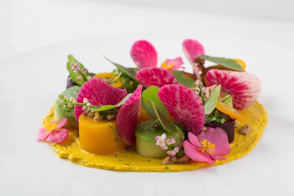 beets and avocado 10 Best Vegan Restaurants in the USA