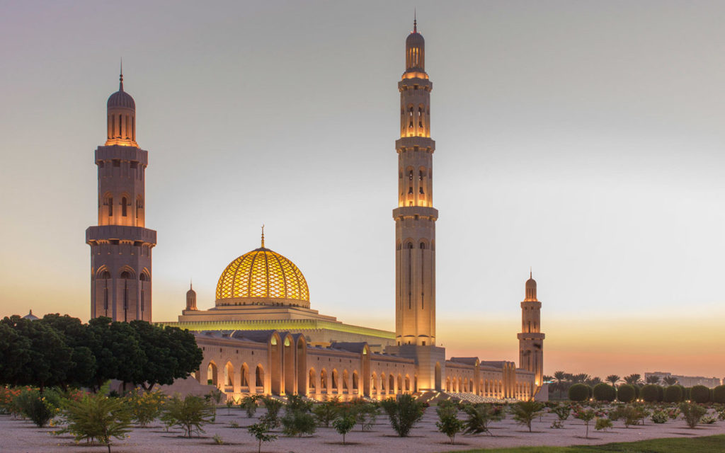 top places to visit in Oman
