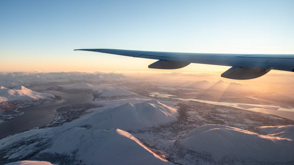 Why airplanes don't fly over the North Pole
